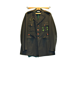 Army Face jacket