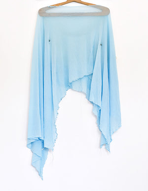 Blue Wave blouse
