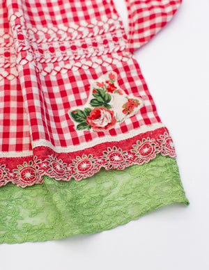 Farmer's Daughter / Apron Dress