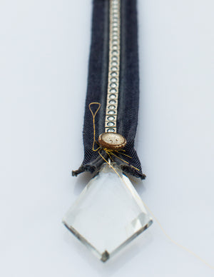 Intimate Zip Necklace