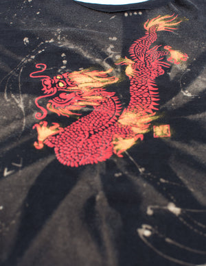 Red Dragon / Art Tees