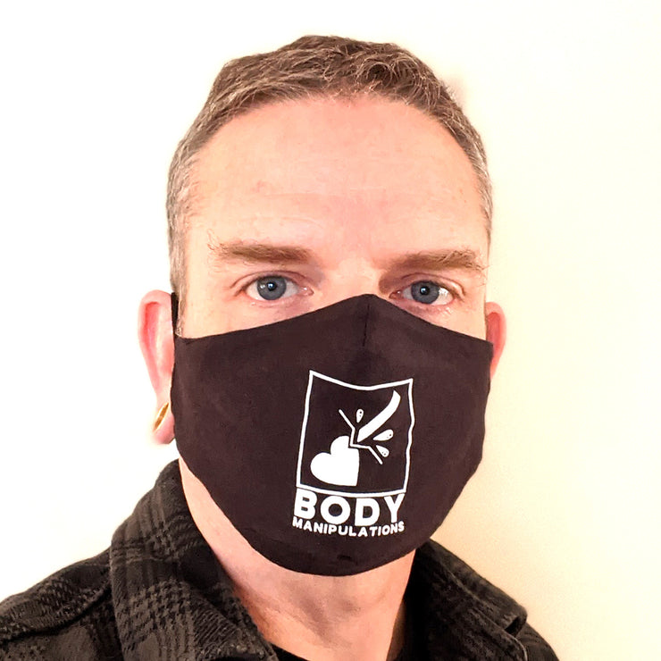 Official Body Manipulations Face Mask