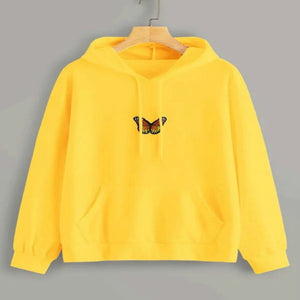 Instagram Sweatshirt Long-sleeved Pullovers Hoodies Women's Clothing Designer Serbian Fashion Street Style 2020 Spring Outdoor