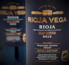Load image into Gallery viewer, Bodegas Rioja Vega 12bt mixed case