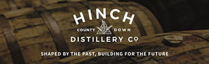 Hinch Distillery rare exclusive 18 year-old Single Malt Irish Whiskey