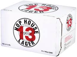 Hophouse 13 Lager 12x440ml cans