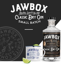 Load image into Gallery viewer, Jawbox Small Batch Classic Dry Gin