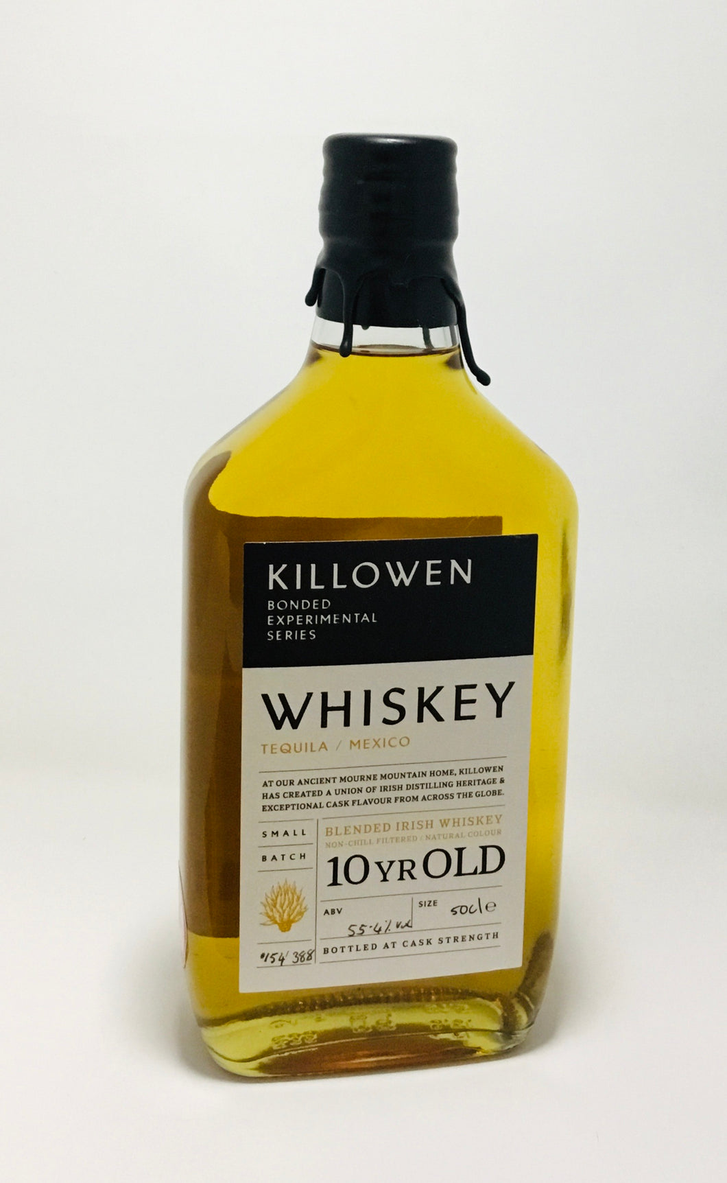 Killowen Mexican Tequila cask finish