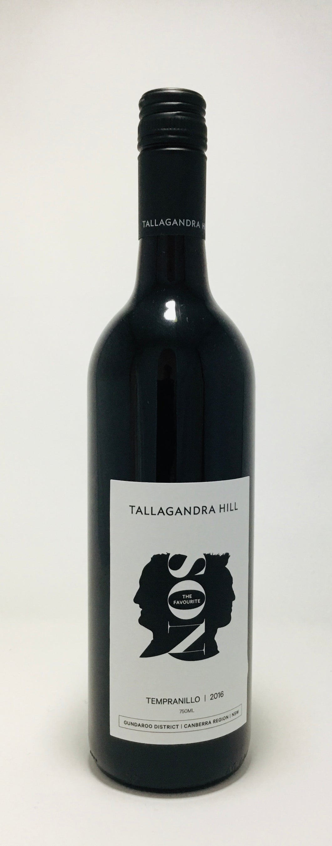 Tallagandra Hill The Favourite Son Tempranillo