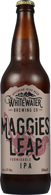 White Water Brewery Maggies Leap IPA