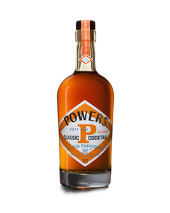 Powers Old Fashioned Cocktail 700ml