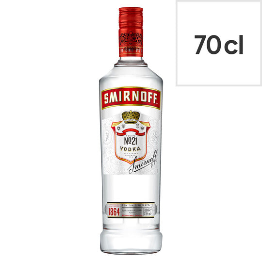 Smirnoff Red Label 70cl