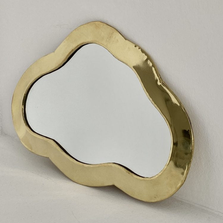 GOLDEN CLOUD MIRROR