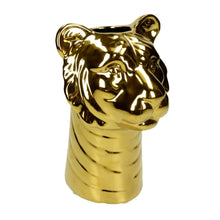 Afbeelding in Gallery-weergave laden, PRE-ORDER | GOLDEN TIGER VASE
