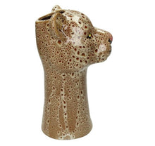 Afbeelding in Gallery-weergave laden, PANTER VASE BROWN M