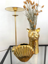 Afbeelding in Gallery-weergave laden, GOLD SHELL VASE