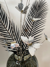 Afbeelding in Gallery-weergave laden, SILVER BUTTERFLIES DECO