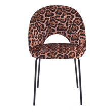 Afbeelding in Gallery-weergave laden, LEOPARD CHAIR