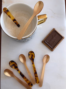 GOLDEN SPOON  | SET OF 2