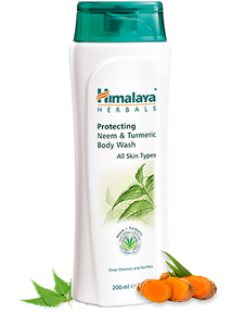 Protecting Neem & Turmeric Body Wash