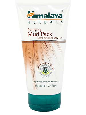 Purifying Mud Pack