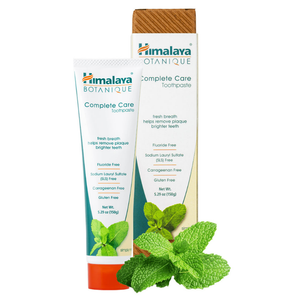 Simply Mint Complete Care Toothpaste