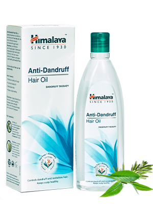 Anti-Dandruff Hair Oil