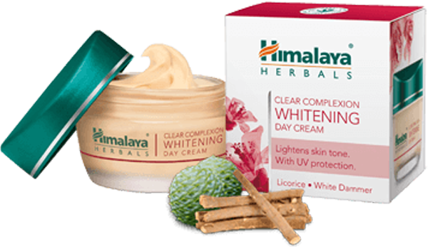 Clear Complexion Whitening Day Cream