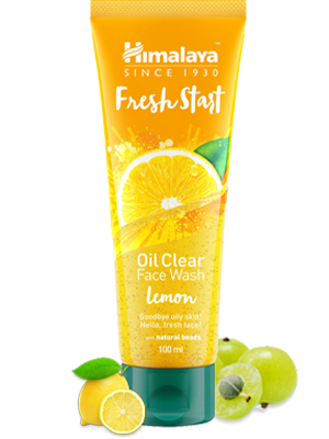 Fresh Start Oil Clear Lemon Face Wash
