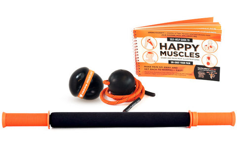 "TriggerPoint RX™   Happy Muscles® Kit with the Long One (22"")"
