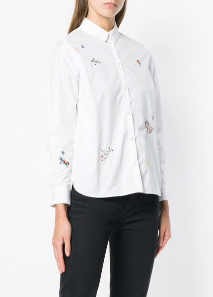 Chinti & Parker Circus Cotton Shirt