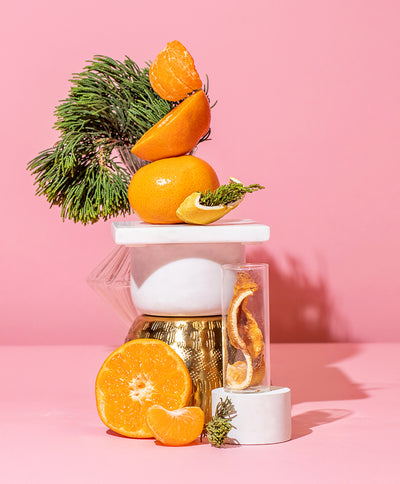 CITRUS + HERBS FRAGRANCE KIT