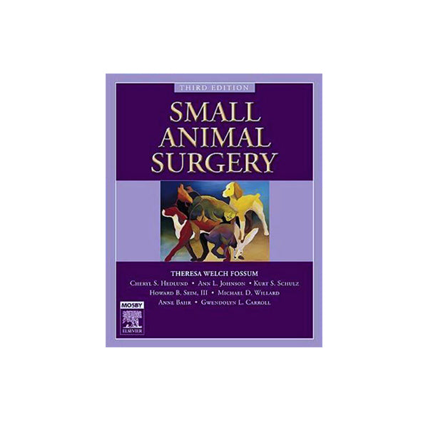 Small Animal Surgery Book