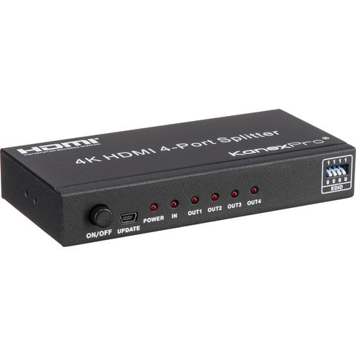 HDMI Splitter (4 Port ) 1 in 4 output