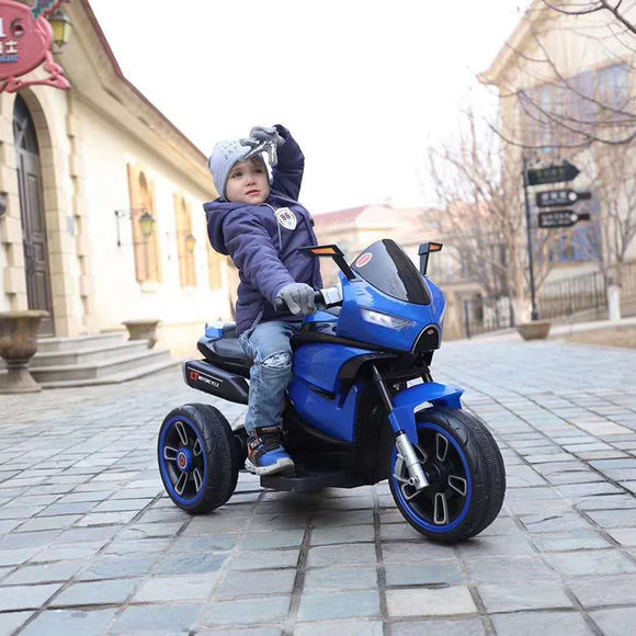 kids electric car 3 wheel motorcycle for big kids
