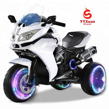 Load image into Gallery viewer, Chargeable Electric Motorcycle for Kids Smart Technology