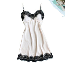 Load image into Gallery viewer, New Women Sexy Lace Lingerie Nightwear Underwear Robe Babydoll Sleepwear Dress lingerie sexy hot erotic plus size costumes