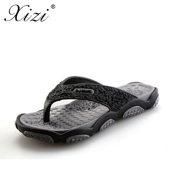 Summer Men Designer Flip Flops Men's Slides Casual Sandals Fashion Slippers Men Breathable Beach Shoes Hot Sales