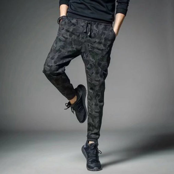 Camouflage Pants Men Joggers Pants Men Cargo Pants Male Athlete Camo 2020 Spring Pants Full Length Sport Sweatpants Quick Drying