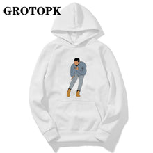 Load image into Gallery viewer, Funny Drake Hip Hop Rap Music Hoodies Autumn Long Sleeve Men Casual Hoodies Fashion Hoody Tops Rapper Sreetwear Hoodie