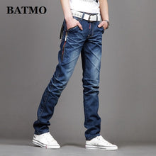 Load image into Gallery viewer, 2020 new arrival high quality casual slim elastic black jeans men ,men's pencil pants ,skinny jeans men 2108