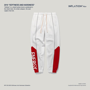 INFLATION Mens Streetwear Sweatpants 2020 Hip Hop Casual Joggers Sweatpants Men Street Fashion Trousers