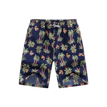 Load image into Gallery viewer, Beach Shorts Men Trunk Summer Short Pants Print Breathable Quick Dry Swim Shorts M-4XL Plus Size Mens Shorts Summer Swim Trunks