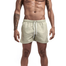 Load image into Gallery viewer, 2020 Summer Mens Beach Shorts Swimming Board Short Gailang Swimwear Matching Wear Surfing Pants Swimsuits Sunga Masculina