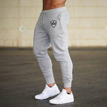 Load image into Gallery viewer, Mens Joggers Casual Cargo Pants Fitness Male Sportswear Tracksuit Bottoms Skinny Sweatpants Trousers Gym Jogging Track Pants