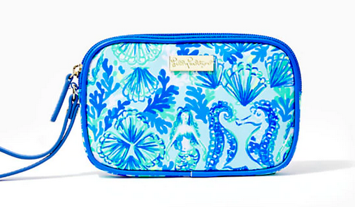 Gillie Wristlet - Sea Glass Seeing Double