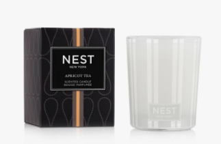 Apricot Tea Nest Candle