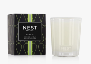 Bamboo Nest Candle