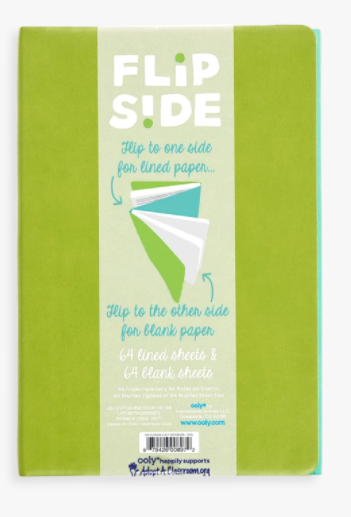 The FlipSide Double Sided Notebook