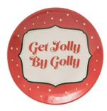 "Holiday 5"" Plate"